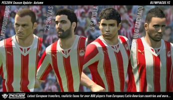PES2014_DP2_Olympiacos F.C_name