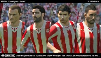 PES2014_DP2_Olympiacos F.C_name