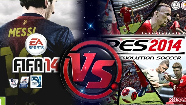 For starters – PES or FIFA? | ProFifalution